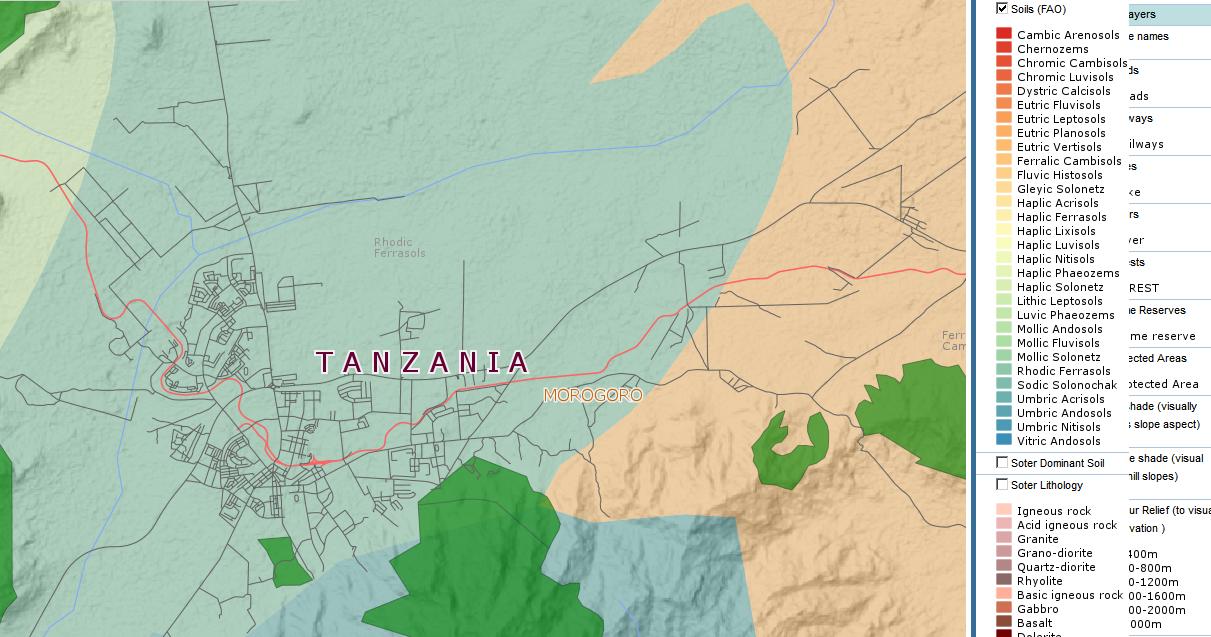 Tanzania - Morogoro